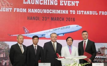 Direct flight between Viet Nam and Turkey to open