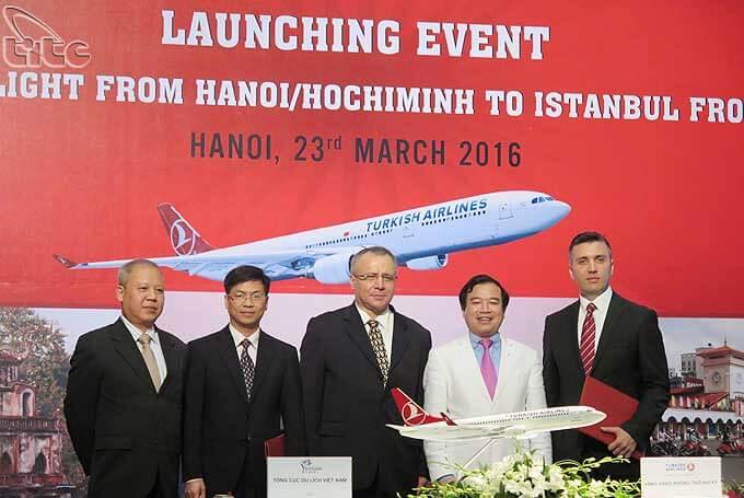 Direct flight between Viet Nam and Turkey to open