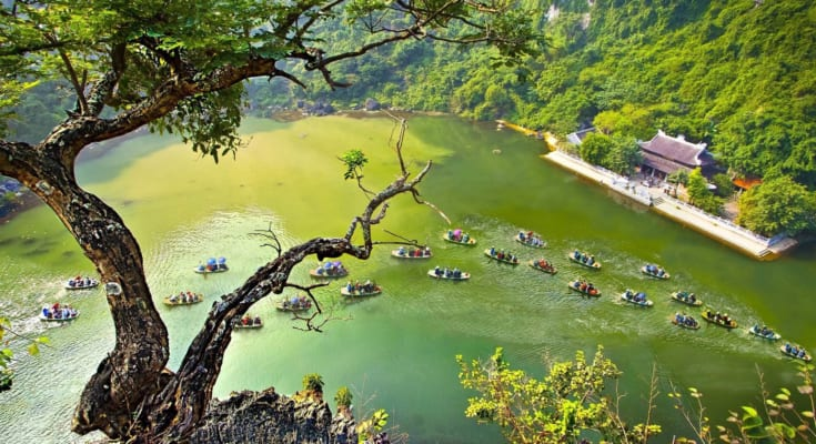 best places to visit vietnam in april