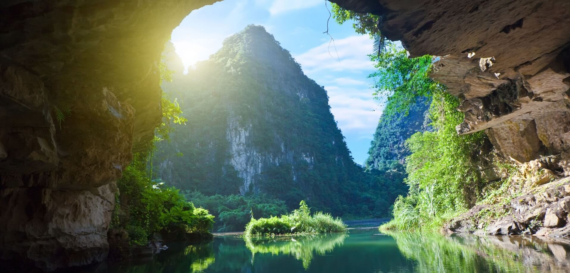 ninh binh - best places to visit Vietnam in April