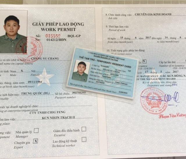 Vietnam visa extension for Turkish citizens
