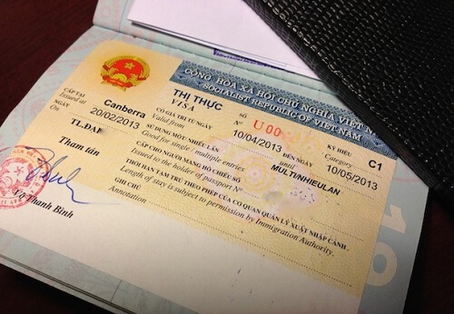 Emergency Vietnam visa for Turkish citizens