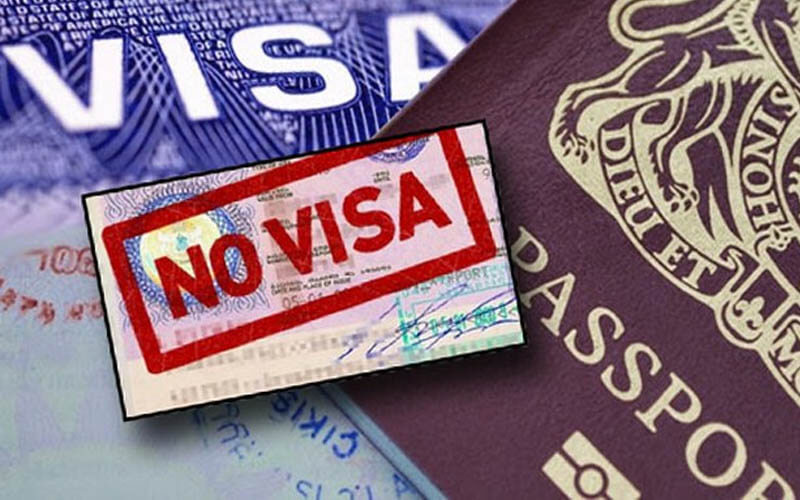 Vietnam visa exemption list