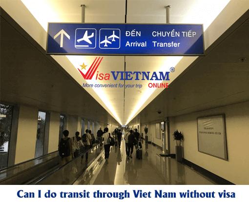 Do Turkish citizens need to apply Vietnam transit visa?