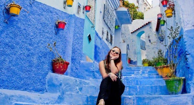 xin visa đi Maroc