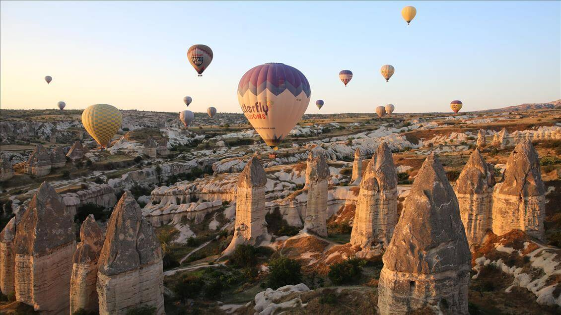 Khám phá những điểm đến ấn tượng nhất khi du lịch Thổ Nhĩ Kỳ