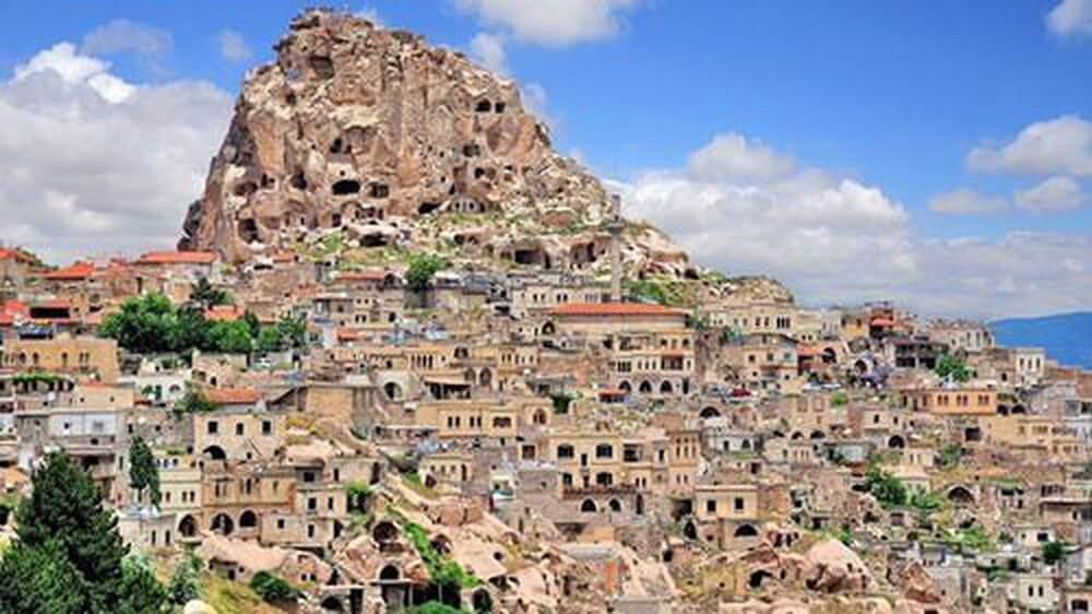 Lâu đài Uchisar