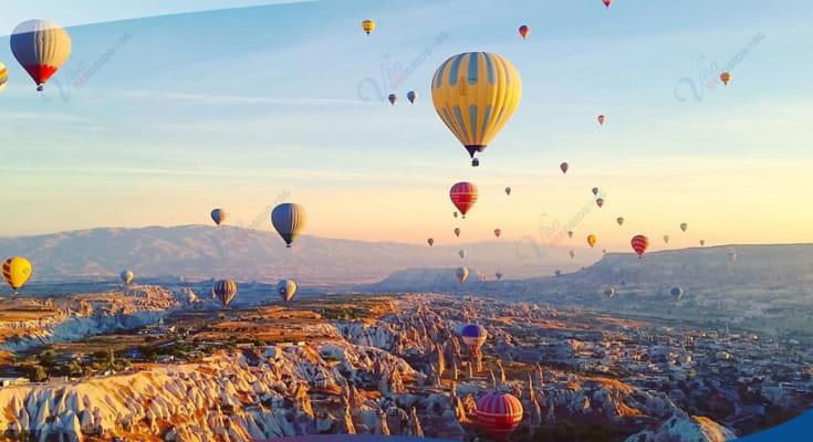 Kinh nghiệm xin visa Thổ Nhĩ Kỳ mới nhất