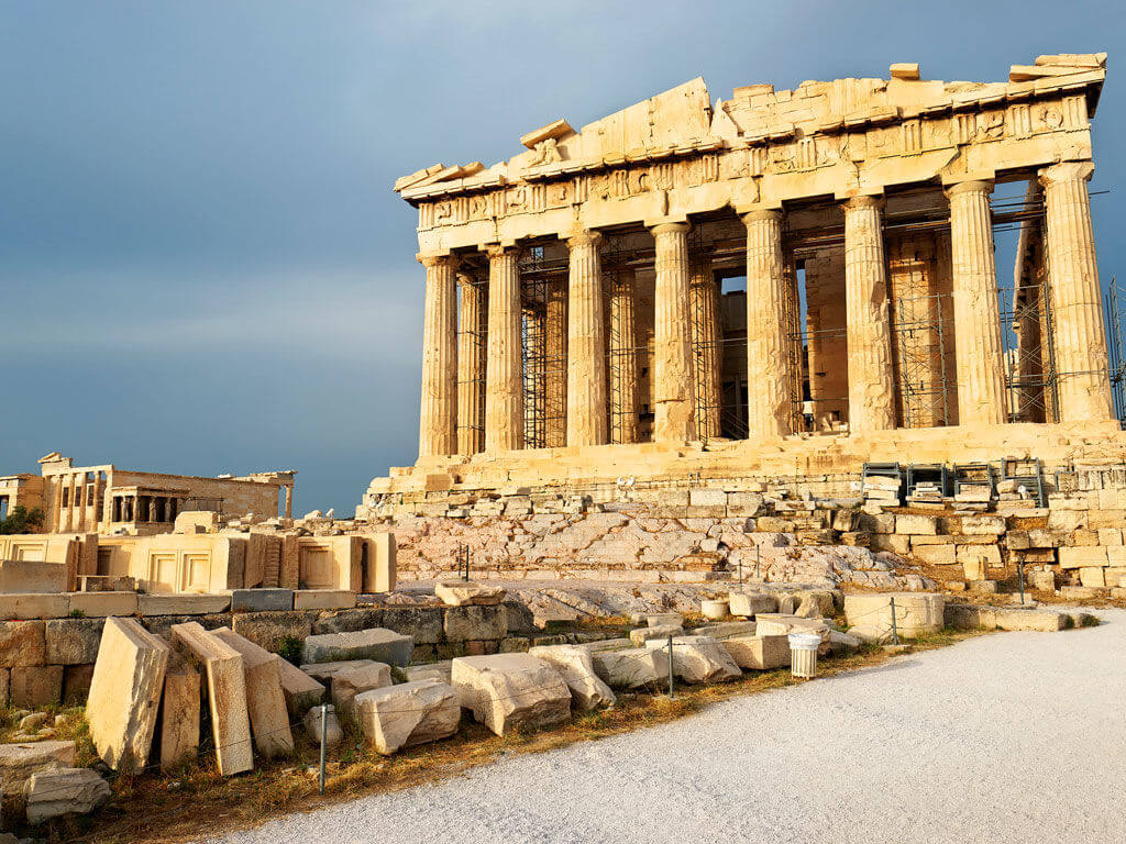Đền thờ Parthenon