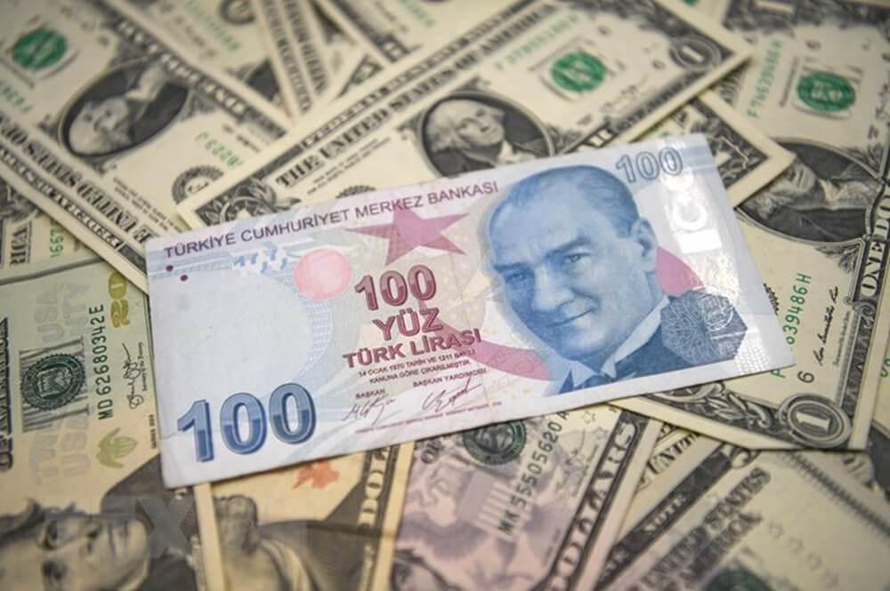 Lira là đồng tiền lưu hành chính thức của Thổ Nhĩ Kỳ