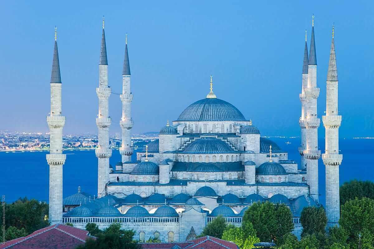 Tìm hiểu đất nước Thổ Nhĩ Kỳ thuộc châu nào