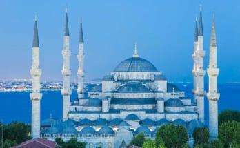 Nhà Thờ Hồi Giáo Sultan Ahmed