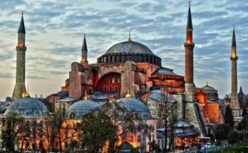 Công trình Hồi giáo vĩ đại từ thế kỷ 17 Blue Mosque