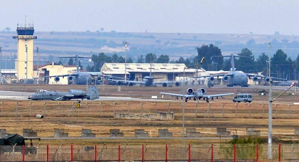 Căn cứ Incirlik của Thổ Nhĩ Kỳ rất quan trọng đối với các hoạt động của Mỹ trong khu vực