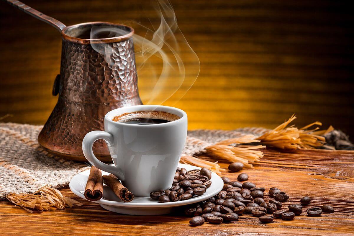 Cà phê là một nét văn hóa nổi bật của con người Thổ Nhĩ Kỳ.