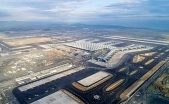 Sân bay Istanbul được đánh giá là một trong những sân bay lớn nhất tại Thổ Nhỹ Kỳ