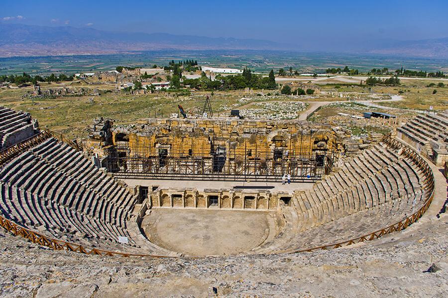Thành phố cổ Hierpolis