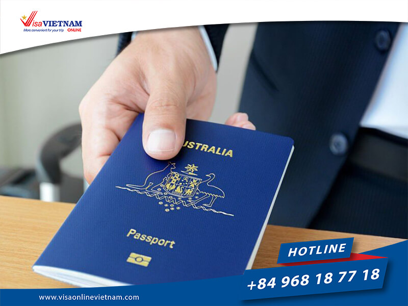 What is the address of Vietnam Embassy in Australia?
