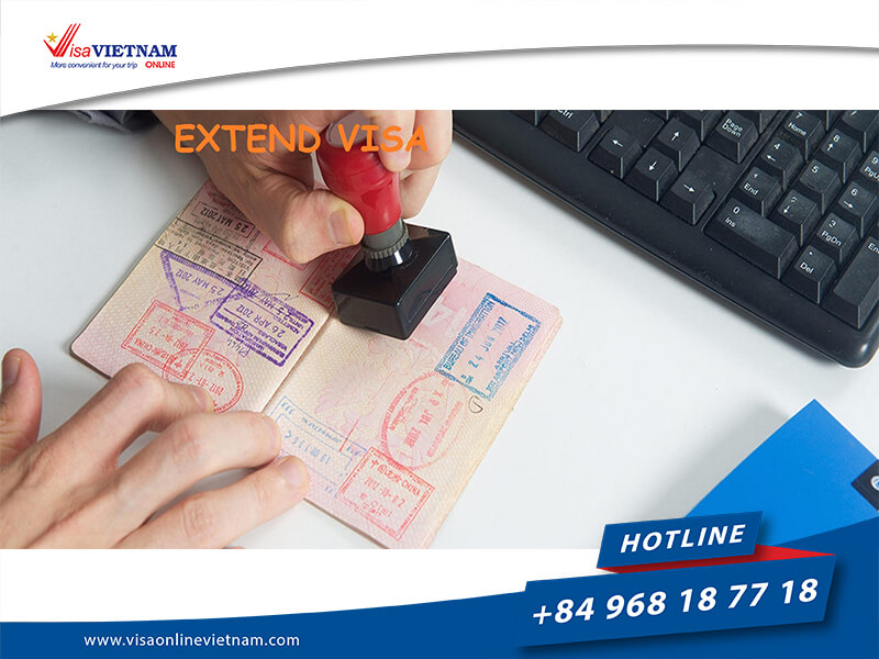Detailed information about Vietnam visa extension