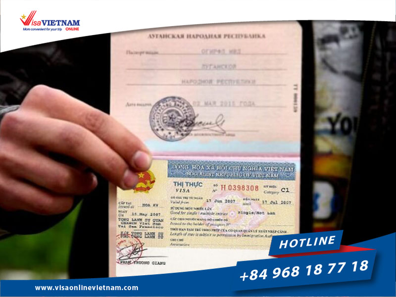 The easiest way to get Vietnam visa on arrival from Russia
