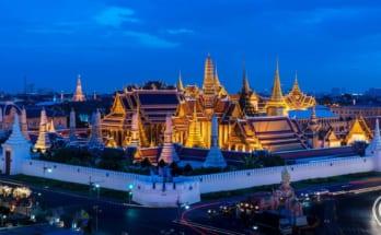 Cung điện hoàng gia – Grand Palace