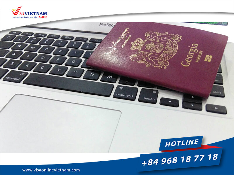 How to apply Vietnam visa for Georgia citizens?