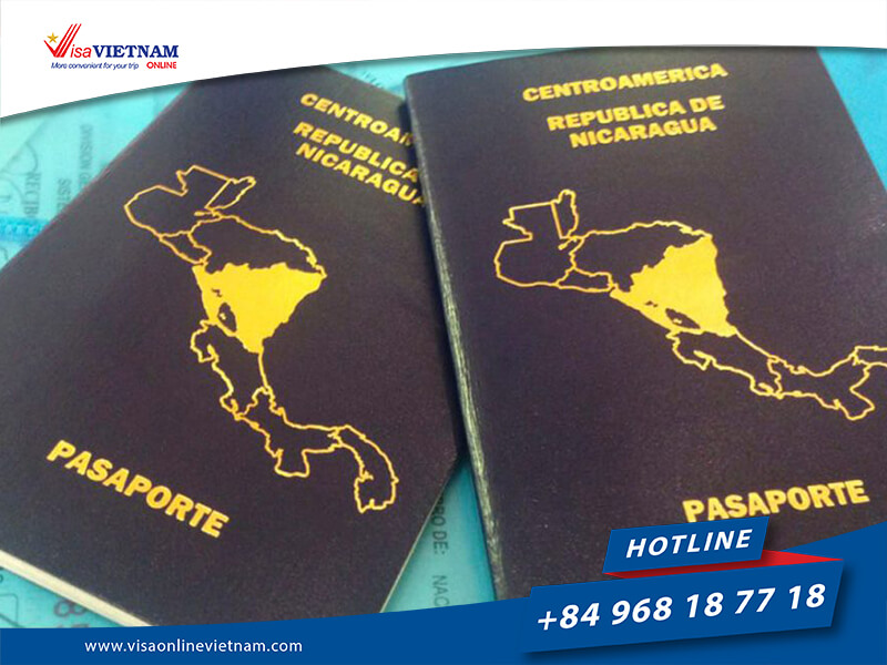 How to apply Vietnam visa from Nicaragua