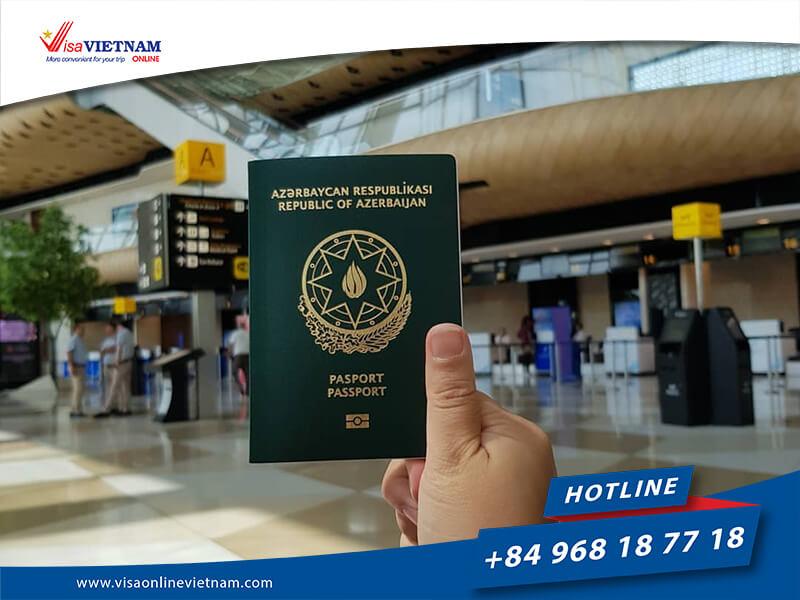 Vietnam Embassy in Azerbaijan - Vyetnamın Azərbaycandakı səfirliyi
