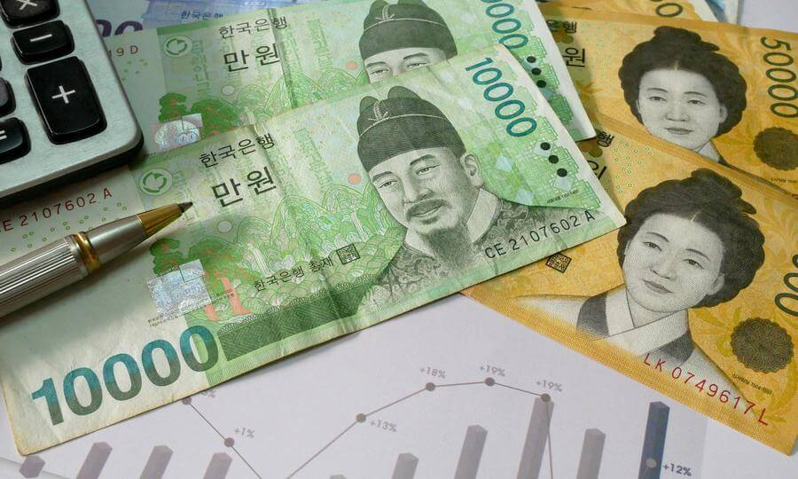 Đồng Korea Won