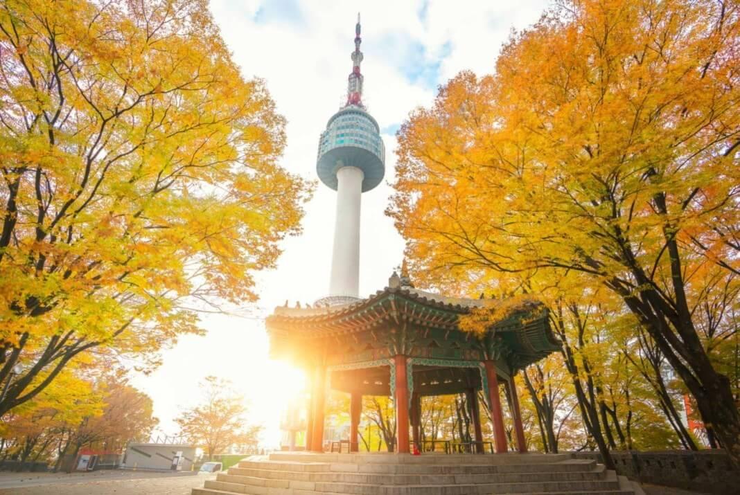 Tháp Namsan – N Seoul Tower