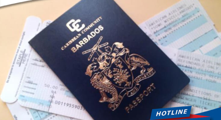 How to get Vietnam visa on Arrival from Barbados?