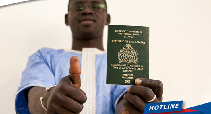 Best way to get Vietnam visa on arrival from Gambia