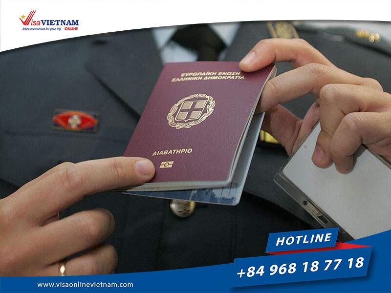 Vietnam visa on arrival from Greece - Βιετνάμ βίζα στην Ελλάδα