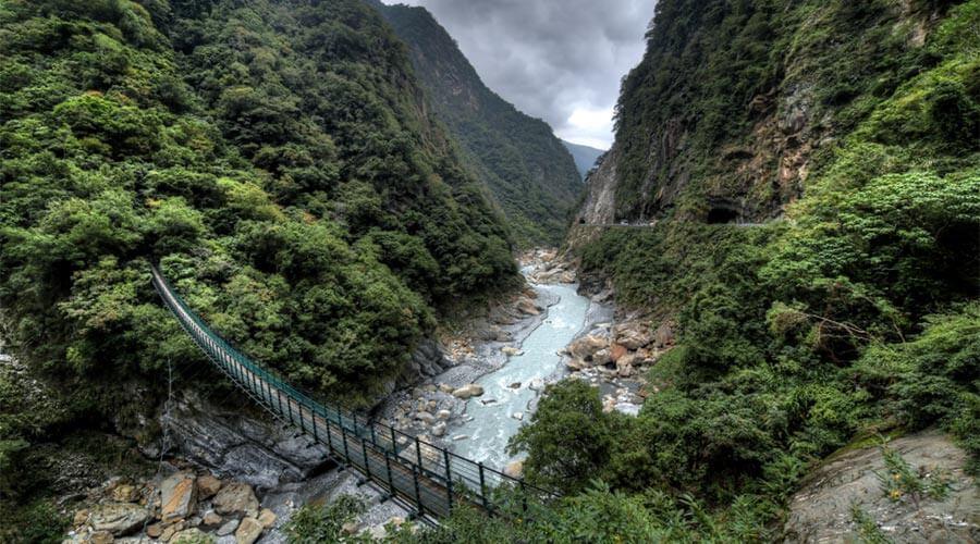 Công viên quốc gia Taroko, Hualien.
