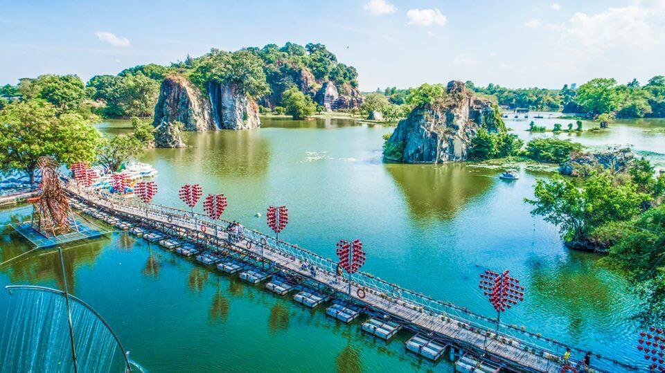 Kinh nghiệm khám phá khu du lịch Bửu Long mới nhất năm 2020