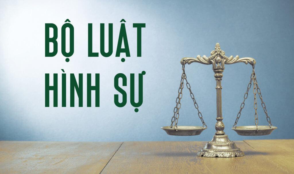 Bổ sung và đổi mới một số điều khoản trong bộ luật hình sự 2015