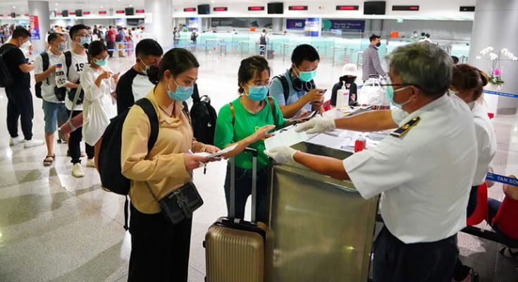 Vietnam to refuse visitors from UK, Schengen countries-state media