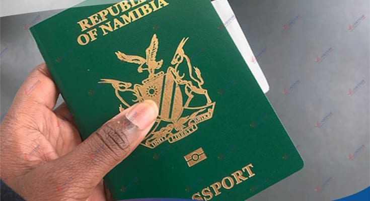 How many ways to apply for Vietnam visa in Namibia?