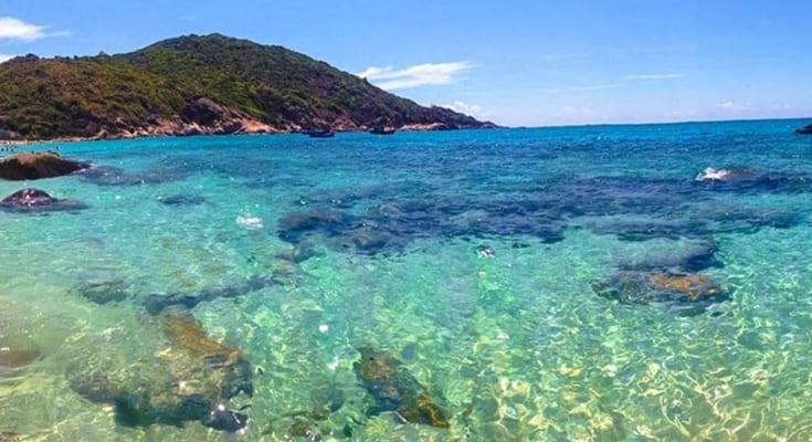Đảo Bình Ba.
