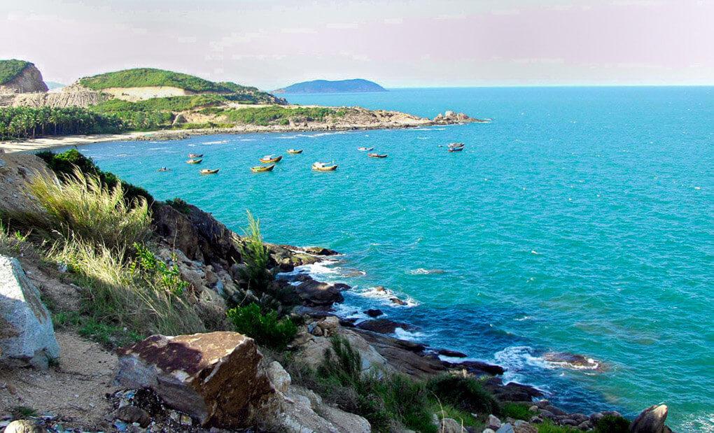 Biển Cà Ná.