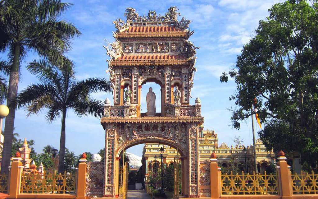 Chùa Vĩnh Tràng
